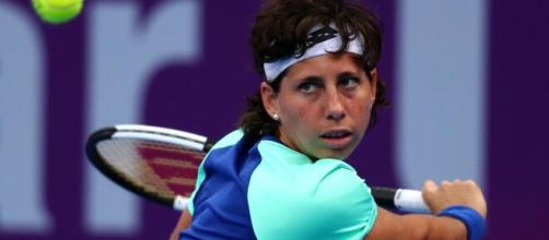 Carla Suarez Navarro diagnosed with Hodgkin lymphoma - yahoo.com [Blasting News library]