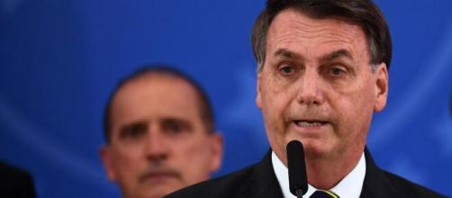 Fala de Bolsonaro contradiz legislação. (Arquivo Blasting News)