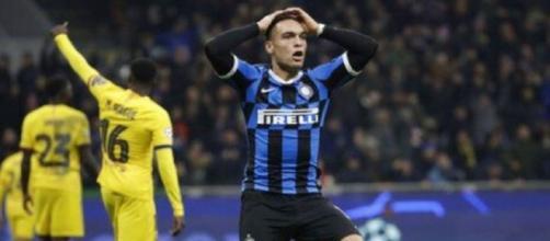 Inter: il Barcellona vorrebbe offrire 65 milioni di euro e Vidal per Lautaro Martinez.