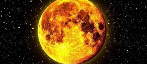 La pleine lune jauge sera visible en ce 2 septembre 2020 - photo capture d'écran Twitter