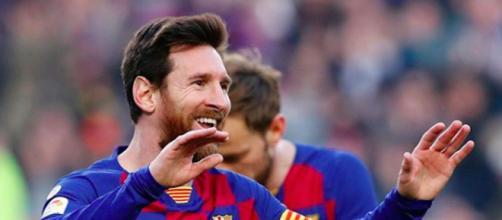 Le PSG serait intéressé par Messi - photo capture d'écran Instagram/ LeoMessi