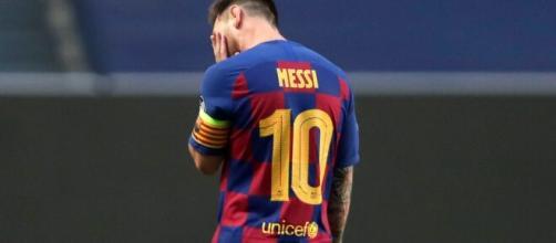 """Les twittos critiquent le Barça d'inclure Messi dans une """"fausse publicité"""""""