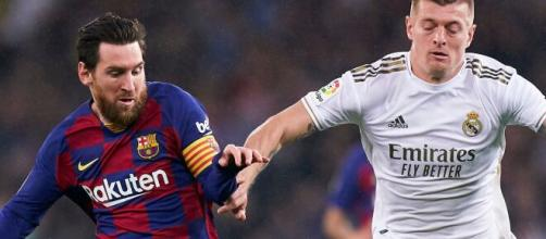 Real Madrid: Kroos clashe Lionel Messi et affole Twitter