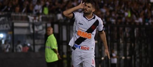 Zagueiro Ricardo é desfalque no Vasco. (Thiago Ribeiro)