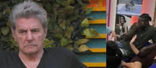 Fausto Leali: 'Negro è la razza', Enock replica al cantante.