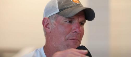 Favre recently shielded Brady from criticism. [Image Source: NBC Sports/YouTube]