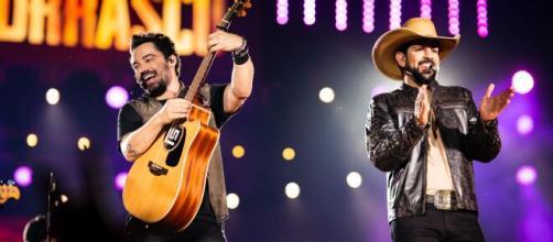 Fernando e Sorocaba fazem live. (Arquivo Blasting News)