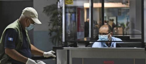 Guatemala aplica controles sanitarios en sus fronteras para detener contagios por coronavirus. - udgtv.com