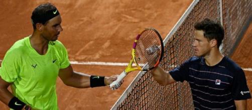 Nadal e Schwartzman a fine match, l'argentino vola in semifinale.