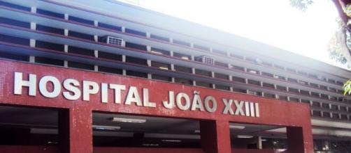 Bebê está internado em estado grave no hospital João XXIII. Foto: Arquivo Blasting News