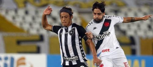 Benítez é um dos destaques do Vasco. (Vitor Silva/Botafogo)