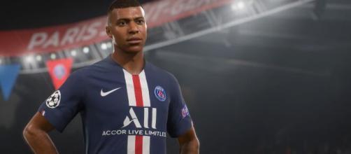 'FIFA 21' tem Mbappé como o jogador de maior potencial no game. (Arquivo Blasting News)