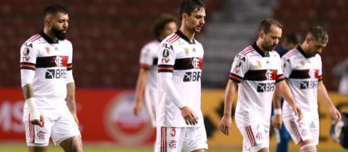Flamengo protagoniza novo vexame em fase de grupos da Libertadores. (Arquivo Blasting News)
