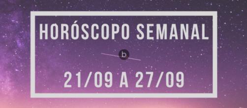 Horóscopo da semana: previsões dos astros entre 21/09 e 27/09. (Arquivo Blasting News)