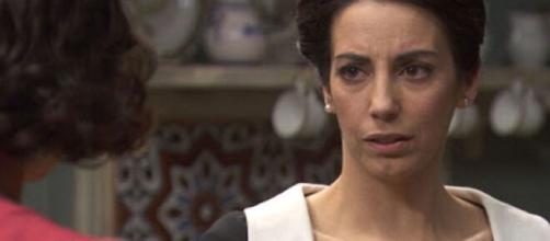 Il segreto, trame Spagna: Rosa, Carolina e Marta deluse da Manuela.