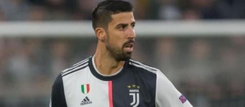 Sami Khedira potrebbe rescindere il contratto con la Juventus.