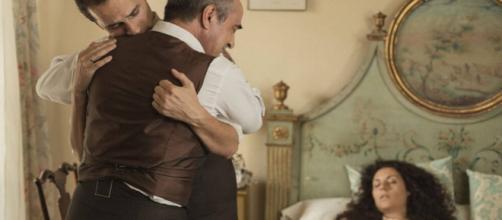 Una vita, anticipazioni spagnole: Armando sposa un'altra donna.