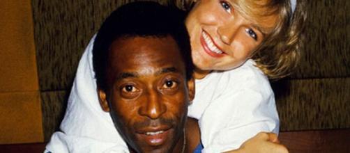 Xuxa abre o jogo e fala sobre relação com Pelé. (Arquivo Blasting News)