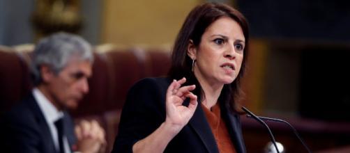Adriana Lastra arremete contra Ayuso y exige el confinamiento completo en Madrid
