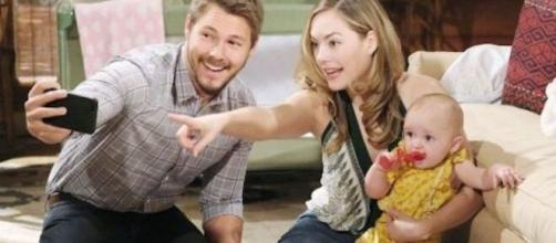 Beautiful, trame al 3/10: Hope scopre che Beth è viva, Thomas è furioso.