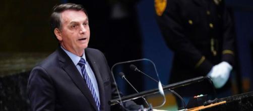 Bolsonaro se diz vítima de desinformações sobre a Amazônia. (Arquivo Blasting News)