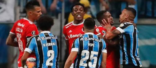 Clássico Gre-Nal é destaque da rodada da Libertadores 2020, às 21h30 no Beira Rio. (Arquivo Blasting News)
