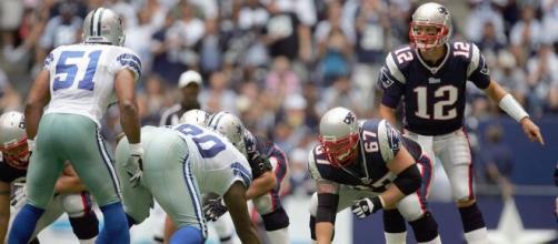 Dallas Cowboys e New England Patriots lideram como as equipes mais valiosas da NFL na temporada de 2020-21. (Arquivo Blasting News)