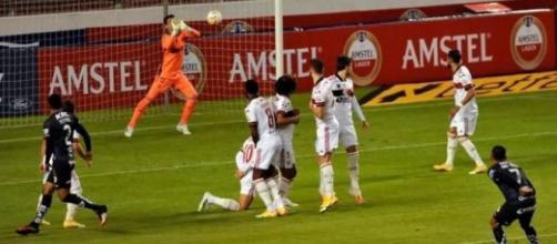 Flamengo é um dos destaques no meio de semana. (Divulgação/Conmebol)