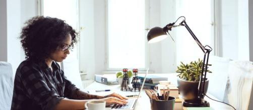 Home Office contribuiu para o aumento da produtividade. (Arquivo Blasting News)