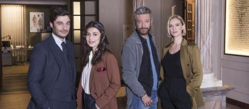 L'Allieva 3 da stasera 27 settembre su Rai1: nella nuova stagione Sergio Assisi e Antonia Liskova.