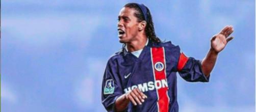 Les onze meilleurs joueurs brésiliens qui ont joué en Ligue 1 - Photo Compte Instagram Ronaldinho