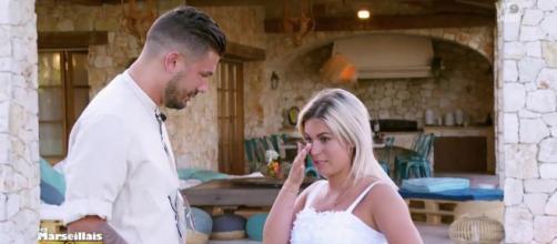 LMvsMonde5 : Kevin Guedj apprend que Carla est seule contre tous, il est très déçu de l'attitude de sa famille des Marseillais.