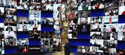 Los premios Emmy fueron de manera remota esta vez