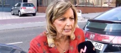 María Teresa Campos en imagen de archivo
