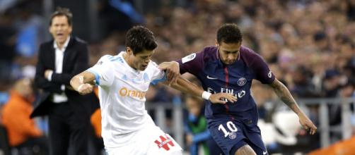 Neymar off as Cavani rescues PSG with late goal in 2-2 draw | The ... - thegardenisland.com