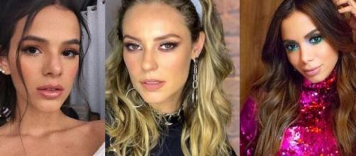 Os bastidores dos nomes reais de artistas brasileiros. (Arquivo Blasting News)