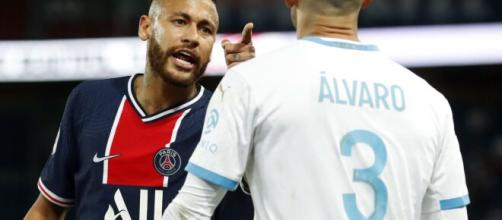 PSG - OM : Neymar accuse Alvaro de racisme, le flou persiste - yahoo.com
