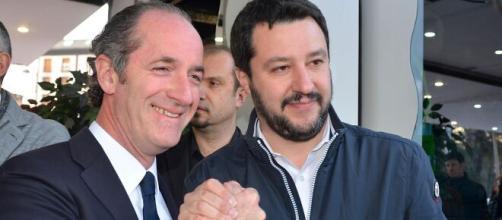 Salvini fa il modesto: mi metto da parte.