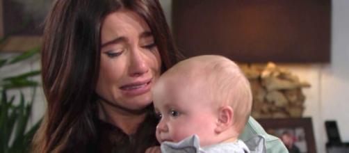Spoiler Beautiful: Steffy sconvolta dopo aver scoperto che sua figlia è Beth.