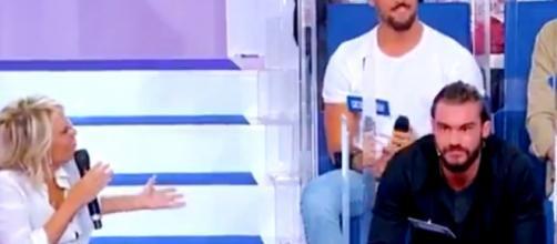 Uomini e donne Maria De Filippi furiosa contro Facundo: «Te ne ... - urbanpost.it