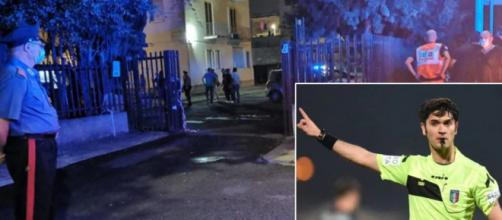 Arbitro ucciso a Lecce con la compagna: un testimone ha visto l'assassino.