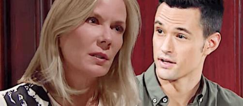 Beautiful anticipazioni 25 settembre: Brooke teme che Thomas possa far del male a Hope.