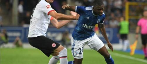 Europa League: Mali's Zohi powers RC Strasbourg past Eintracht ... - yahoo.com