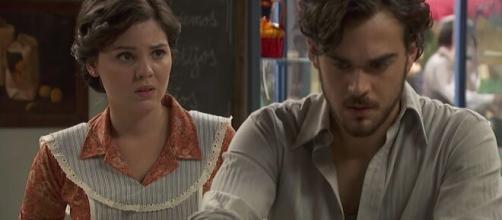 Il segreto, spoiler al 2 ottobre: Marcela sarà disperata perché è incinta.