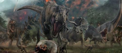 Jurassic World: Dominion estrenará en 2021