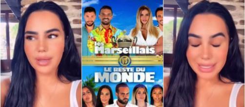 Les Marseillais vs Le Reste du Monde 5 : Milla Jasmine transparente dans les épisodes, elle s'en prend à la prod et raconte les scènes coupées.