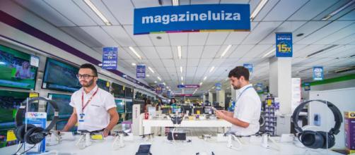 Magazine Luiza abre vagas de emprego. (Divulgação/Magazine Luiza)