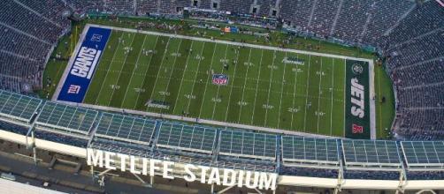 O Metlife Stadium, casa do New York Giants e do New York Jets é o maior estádio em capacidade pela NFL. (Arquivo Blasting News)