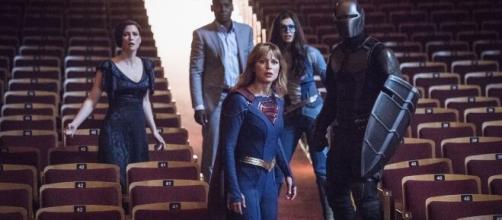 Supergirl: Season 5 Introduces Dark New Threats - (Image via IGN First/Youtube)