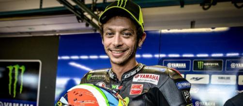 Valentino Rossi correrà con il team Petronas nel 2021.